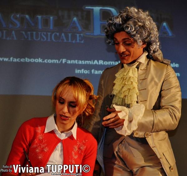 Valentina Gullace e Cristian Ruiz