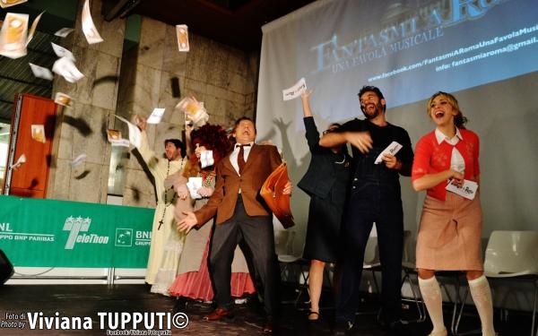 Toni Fornari, Simona Patitucci, Giancarlo Teodori, Carlotta Maria Rondana, Marco Rea, Valentina Gullace