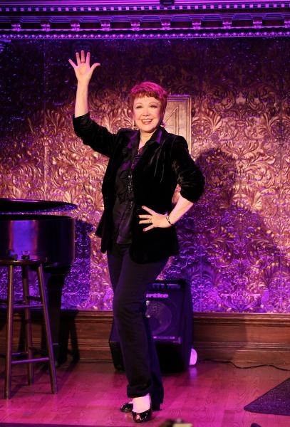 Donna McKechnie at Donna McKechnie Gives 54 Below Preview!