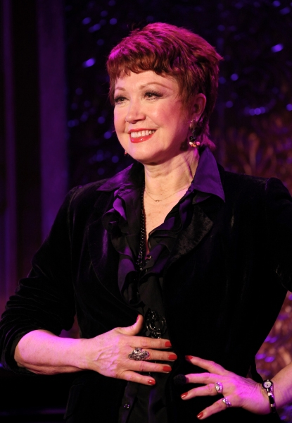 Photo Coverage: Donna McKechnie Gives 54 Below Preview!