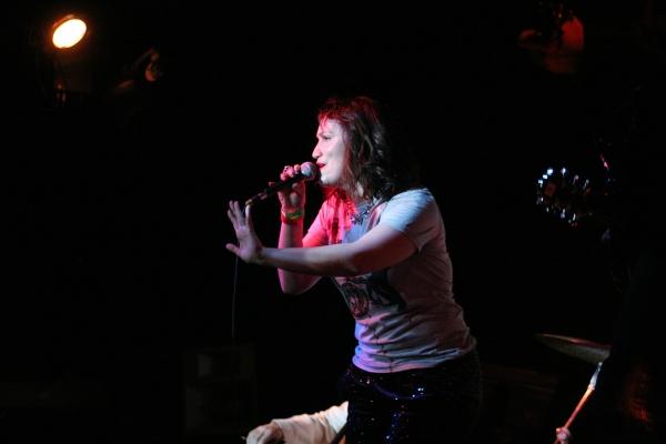 Eden Espinosa at Eden Espinosa's CD Release Party