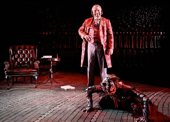 screwtape letters play max mclean photos on broadwayworld 7708