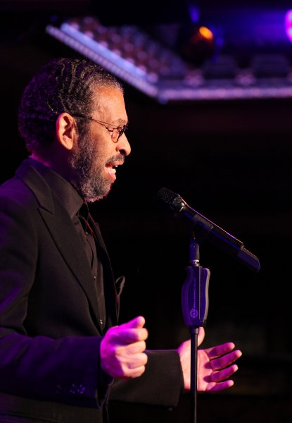 Photo Coverage: Maurice Hines Gives 54 Below Preview!