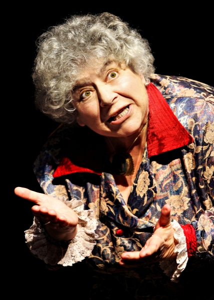 Photo Flash: First Look at Miriam Margolyes in CST's DICKENS' WOMEN
