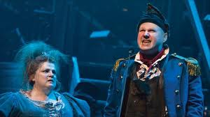 LES MISERABLES Character Card: THE THENARDIERS
