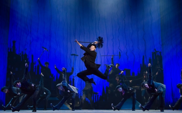 Photo Flash: Madeline Trumble, Con O'Shea Creal and More in MARY POPPINS at the Adrienne Arsht Center - Full Casting Announced!