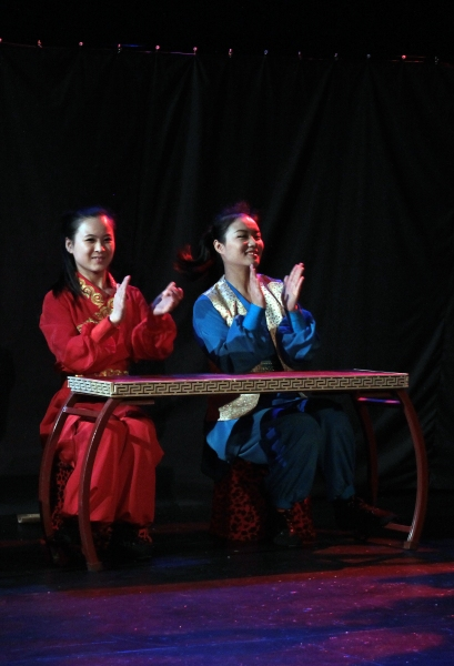 Photo Coverage: First Look at The Red Poppy Ladies in MULAN THE MUSICAL