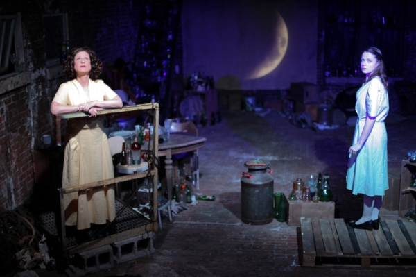 Photo Flash: First Look at Mary-Arrchie Theatre Co.'s THE GLASS MENAGERIE