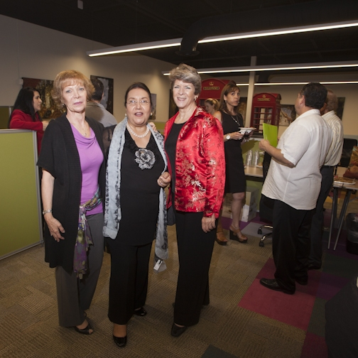 Photo Flash: Kowerk Grand Opening Celebrates Women in Business