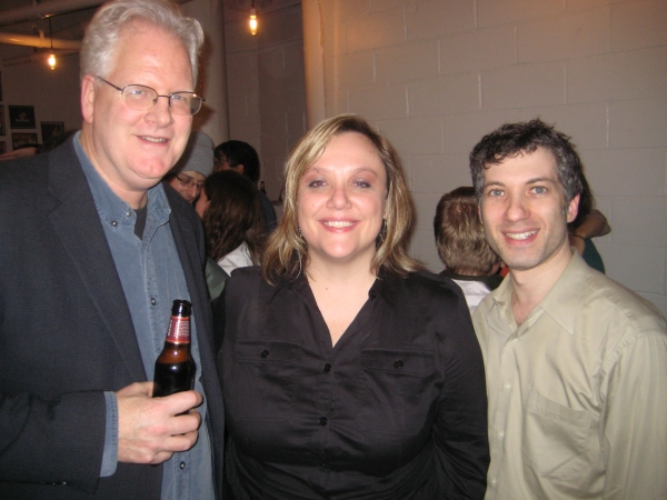 Photos: Opening Night at terraNOVA's P.S. JONES AND THE FROZEN CITY at New Ohio Theatre