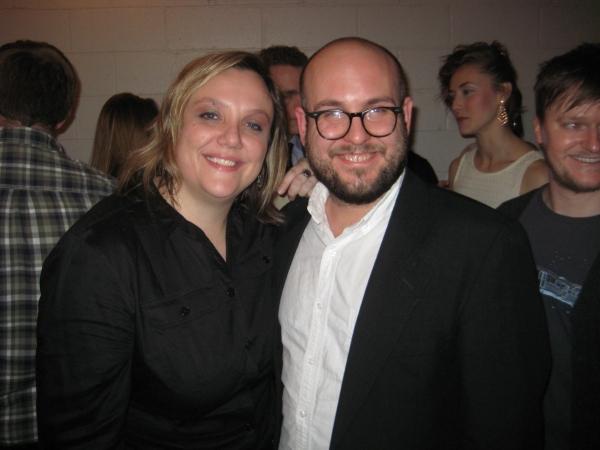 Jennifer Conley Darling and Robert Askins Photo