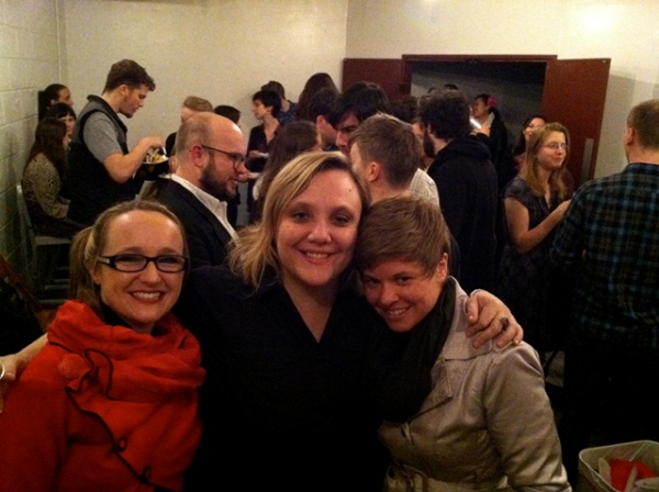 Jo Cattell, Jennifer Conley Darling and Jessi D. Hill