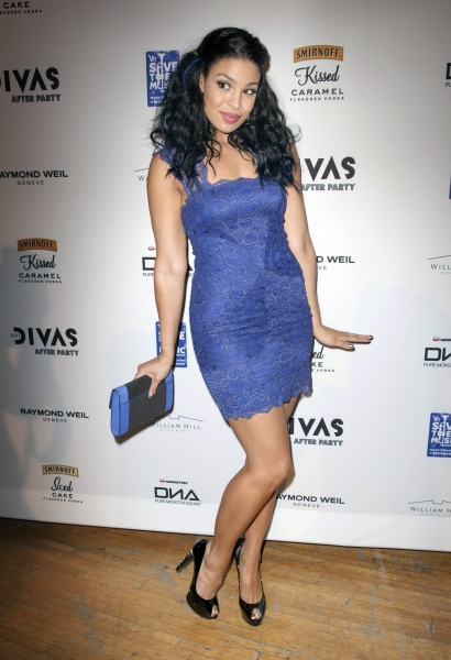 Jordin Sparks at 'VH1 Divas' 2012 after party in Los Angeles (Photo by Everett Collection / Rex USA)