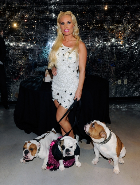 Photo Flash: PEEPSHOW Celebrates Coco Austin's Opening Night
