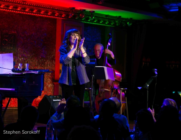 Photo Coverage: Maureen McGovern Plays 54 Below!