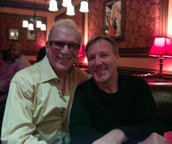 RON ABLE & JOHN McDANIEL Photo