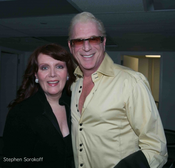 MAUREEN MCGOVERN & RON ABLE
