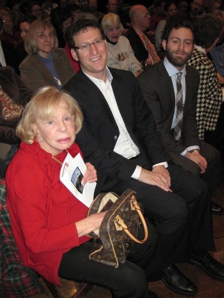 Anita Jaffe, Andrew M. Fletcher, Joshua Weinberg