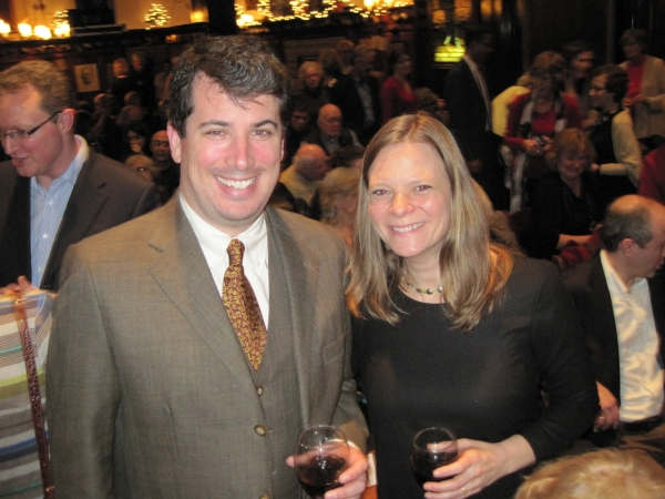 Ethan and Lisa Litwin