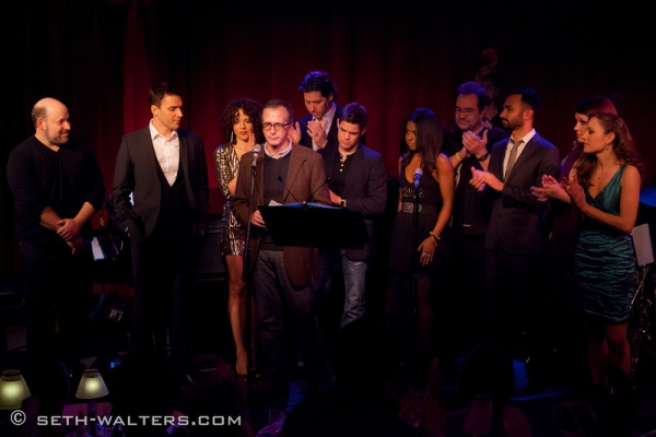Photos: Jeremy Jordan, Laura Osnes and More Join Frank Wildhorn for FRANK & FRIENDS at Birdland