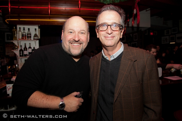 Frank Wildhorn and Tim Pinckney Photo