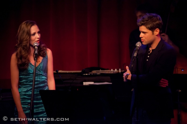 Photo Flash: Jeremy Jordan, Laura Osnes and More Join Frank Wildhorn for FRANK & FRIENDS at Birdland