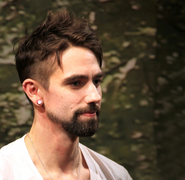 Photo Coverage: Inside Opening Night of THE GREAT GOD PAN
