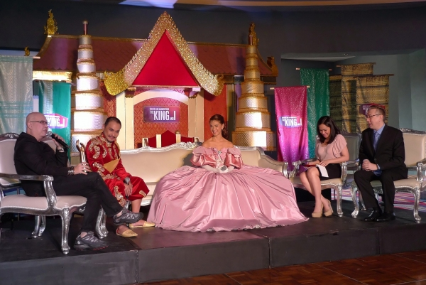 More Photos: Buencamino, Lauchengco-Yulo Take Over THE KING AND I