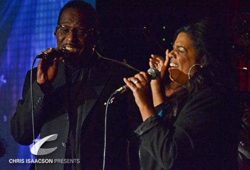 Ricke Vermont and Sylvia MacCalla Photo