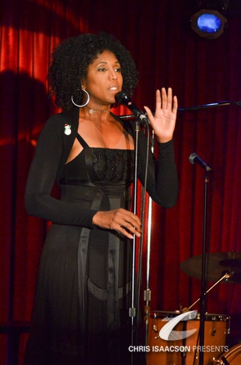 Nita Whitaker at Upright Cabaret