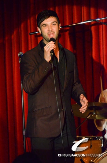 Photo Coverage: Upright Cabaret's A BROADWAY CHRISTMAS with White, Torme, Hernandez and more!