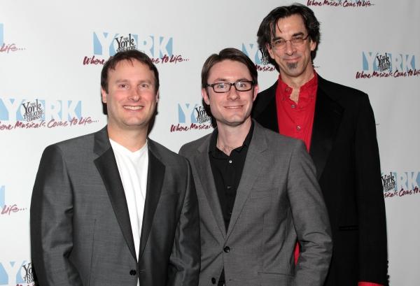 Michael Croiter, Timothy Splain, Ritt Henn