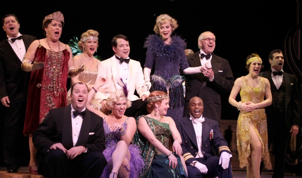 Photo Coverage: Blythe Danner Returns To Broadway in NICE WORK IF YOU CAN GET IT