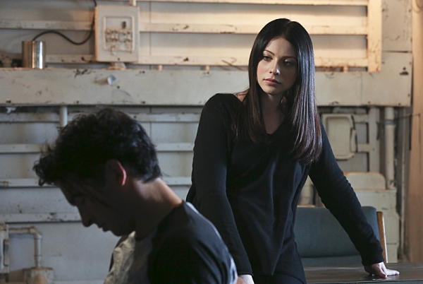 Photo Flash: First Look - Michelle Trachtenberg on CRIMINAL MINDS