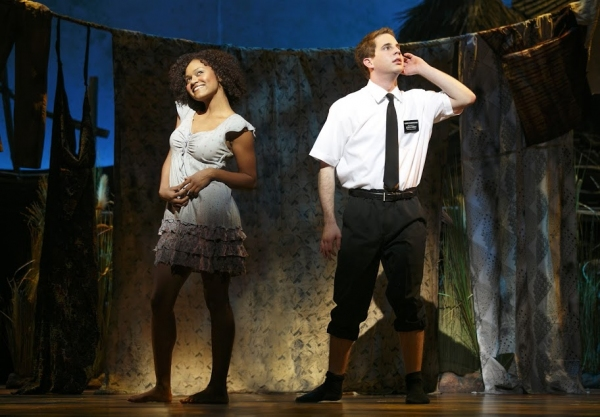 Photo Flash: First Look at Nic Rouleau, Syesha Mercado & Ben Platt in BOOK OF MORMON in Chicago!
