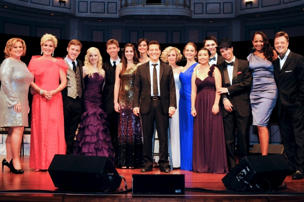 Photo Flash: Inside Michael Feinstein's The Great American Songbook Vocal Competition!