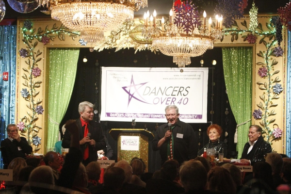 Photo Flash: Uggams, McKechnie, and More at Dancers Over 40's 2012 LEGACY AWARDS