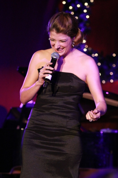 Photo Flash: Tony Vincent, Nicole Parker, and More at BDF's WHITE CHRISTMAS Benefit