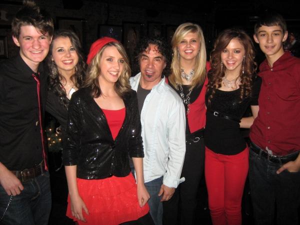 Jason Owens, Sadie Loveland,  Gillian Bowman, John Oates, Tori Little, Avery Eliason, Photo