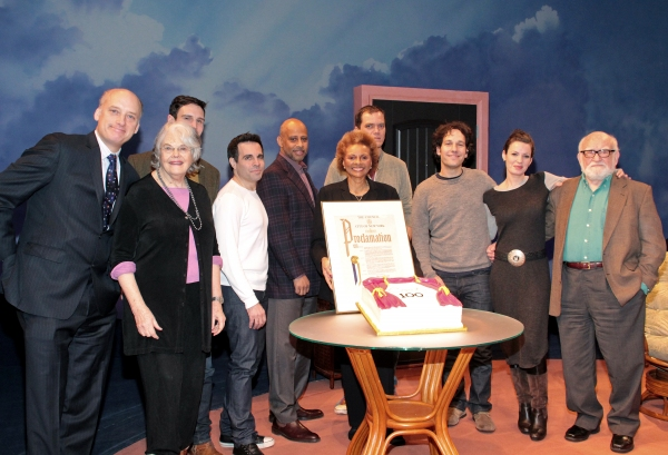 Photo Coverage: Paul Rudd & Cast of GRACE Celebrate Cort Theatre's 100th Anniversary