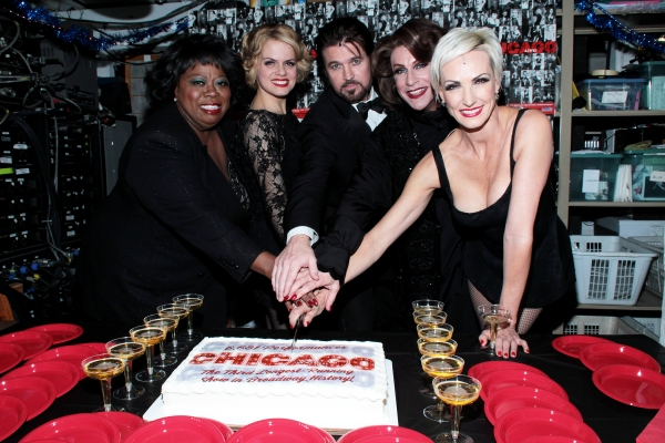 Carol Woods, Amy Spanger, Billy Ray Cyrus, R. Lowe, Amra-Faye Wright