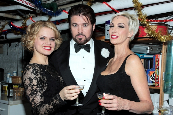 Amy Spanger, Billy Ray Cyrus, Amra-Faye Wright
