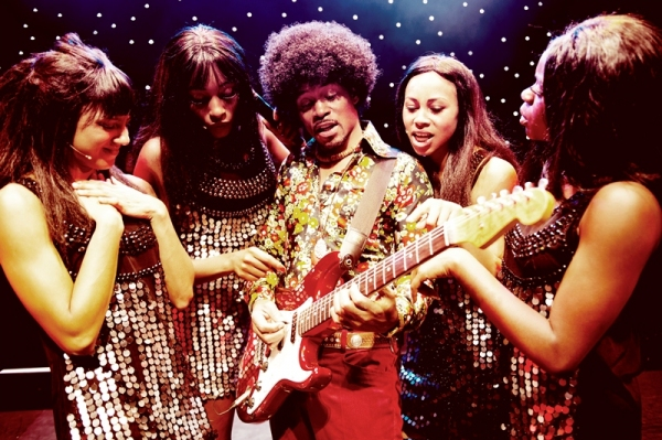 Photo Flash: First Look at Emi Wokoma in SOUL SISTER - Tour Dates Announced!