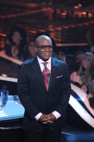 L.A. Reid at Extended Look - Last Night's X FACTOR FINALE!