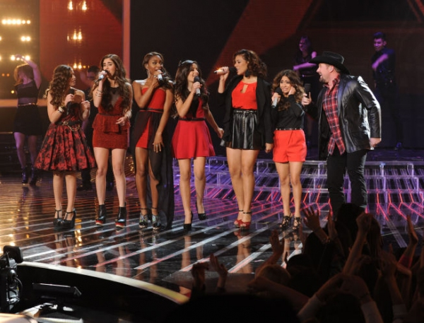 Carly Rose Sonenclar, Fifth Harmony, Tate Stevens