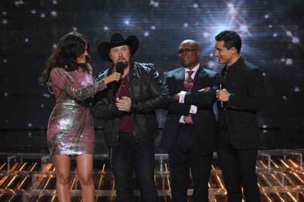 Khloe Kardashian Odom, Mario Lopez, Tate Stevens, L.A. Reid
