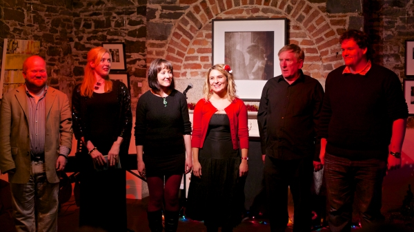 Photo Flash: Break-Away Project's Evening of Stories, Music & Mulled Wine