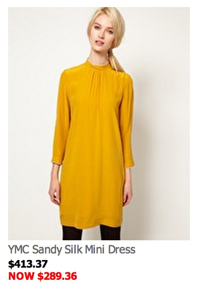 Daily Deal 12/21/12: ASOS
