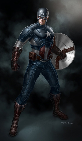 Photo Flash: THE AVENGERS Concept Art Released!