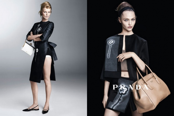 Photo Coverage: Prada Spring 2013 Campaign
